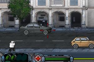街头CS枪战