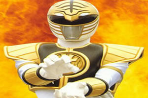 Power Rangers White Tiger Zod