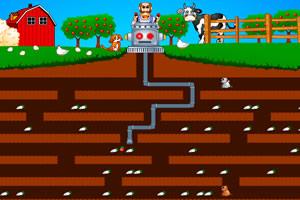 现代化农场