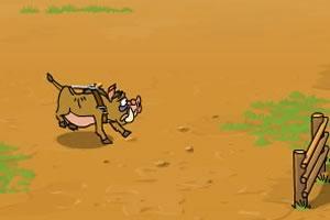 野猪快跑难度版