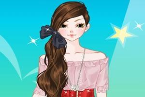 美丽洛丽塔装扮