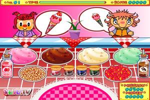 洁西的冰淇淋店