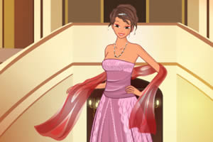 装扮现代公主