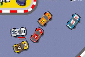 赛道来撞车