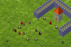 加迪的城堡防御