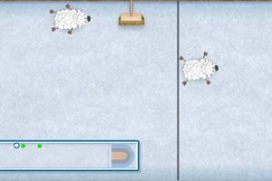 疯狂牛奶之农场冰壶赛
