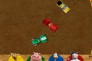 疯狂奶牛之农场碰碰车
