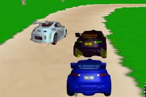 3D赛车加强版