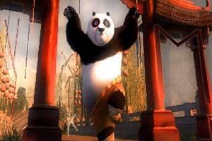 功夫熊猫找字母