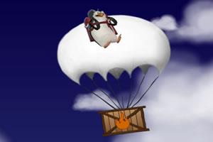 疯狂企鹅安全降落