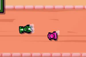 玩具汽车比赛