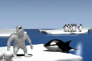 南极运动会