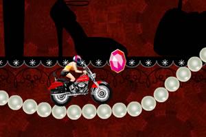 芭比娃娃摩托挑战赛