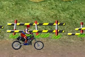 摩托障碍锦标赛