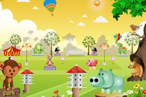 设计动物公园