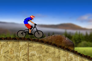 MTB越野自行车