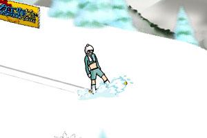 传动小子极限滑雪
