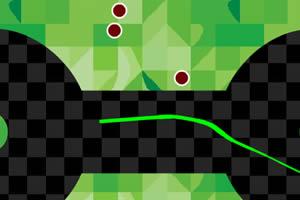 神奇小绿线