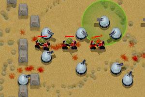 阻击企鹅战队