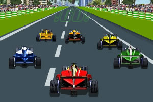 疯狂F1方程式
