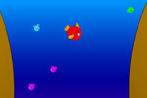 吃小鱼的大鱼