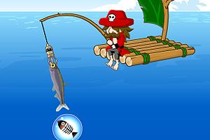 海盗也钓鱼