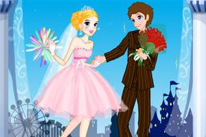 幸福浪漫的婚礼