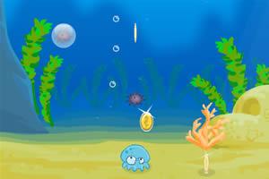 八爪鱼泡泡
