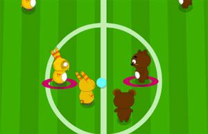 宠物足球赛