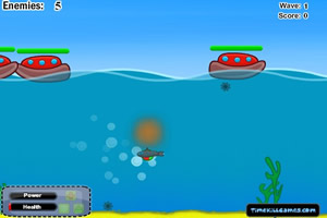 潜艇大战2