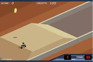跳台摩托车