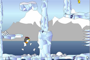 企鹅冒险记