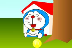 机器猫找台球
