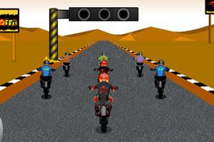 摩托计时赛