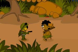 丛林特战队