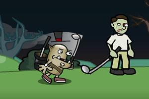 高尔夫杀手万圣节版