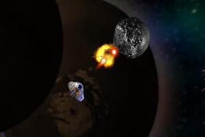 摧毁陨石X计划