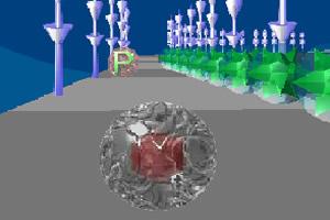 3D高速滚球