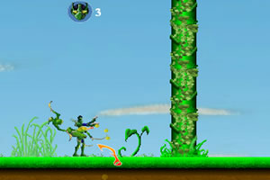 螳螂战士冒险