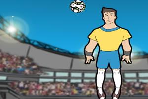 花式足球2010