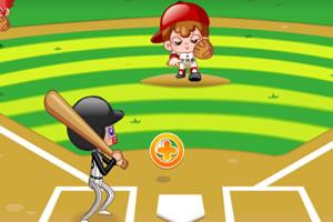 大头人挑战棒球