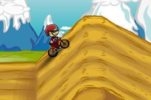 自行车越野