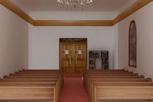 逃出木板教堂