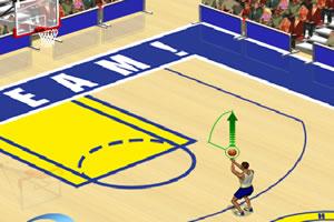 NBA罚球赛