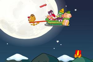 圣诞悠嘻猴