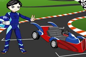 少年赛车手