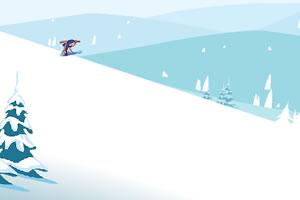 田鼠滑雪中文版