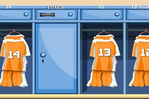 足球员密室逃脱