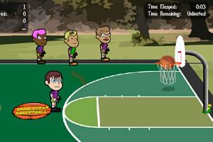 街头篮球达人