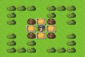 草原木桶之谜